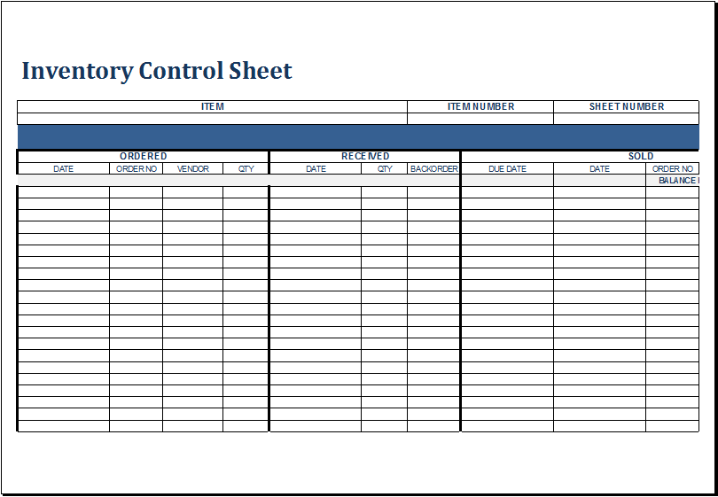 inventory management excel formulas