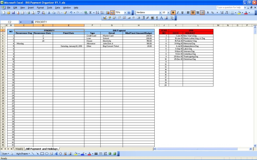 accounting journal template excel sample 2