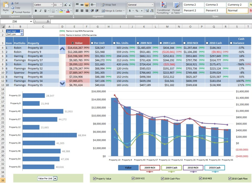 excel dashboard tutorial pdf 1