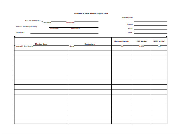 printable blank excel spreadsheet templates 1