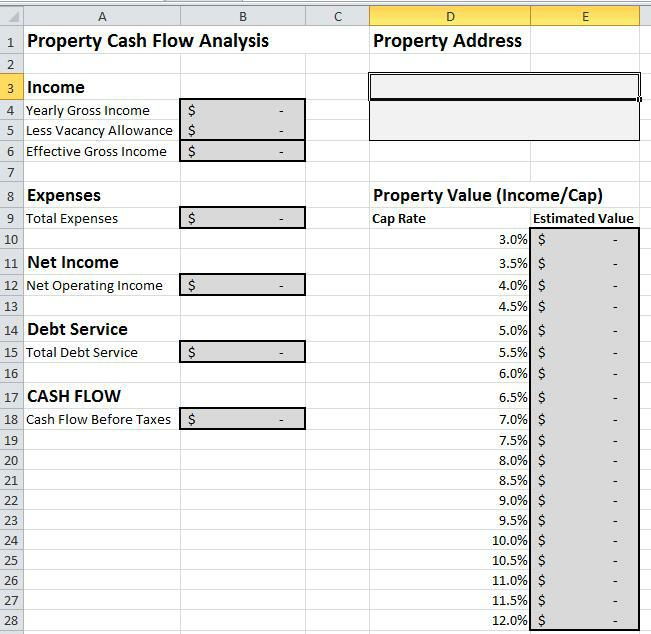 tenant rent tracking spreadsheet sample