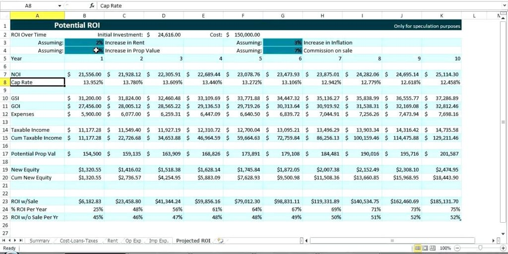 value engineering excel template