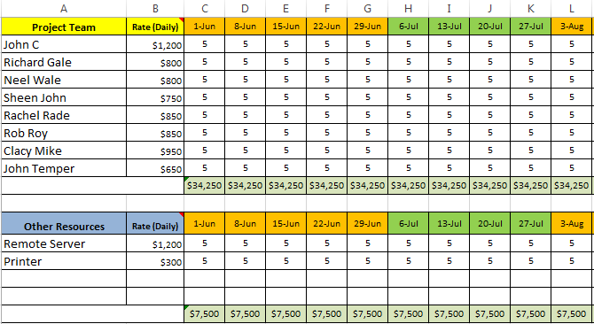excel invoice templates
