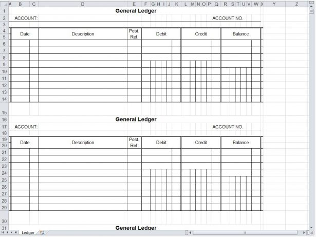 personal budget template excel sample 1