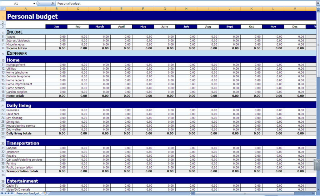 project management excel templates 2