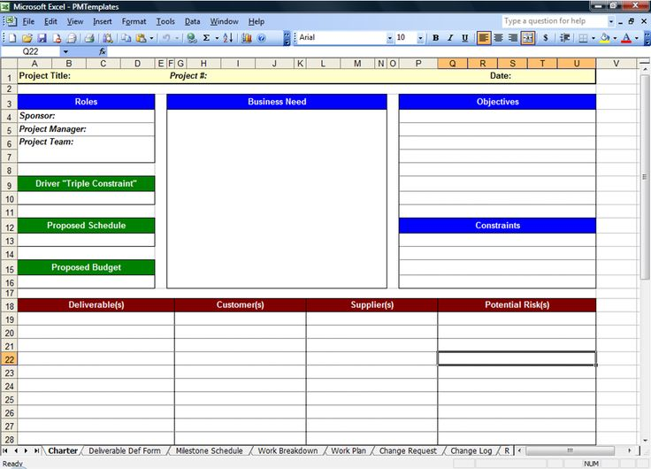 project task list template excel sample