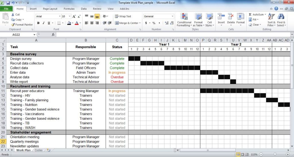 Employee Weekly Schedule Template and Excel Employee Shift Schedule Template Software Download