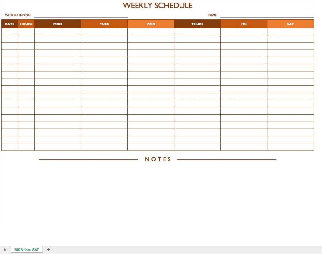 Employee Work Schedule Spreadsheet and Free Excel Employee Schedule Spreadsheet