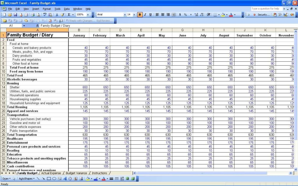 Medical Expense Tracking Spreadsheet and Project Expense Tracking Spreadsheet