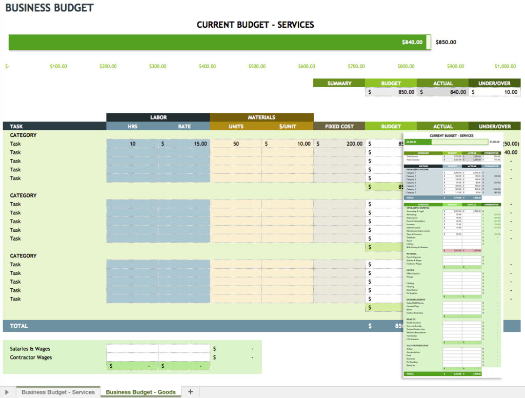 Small Business Expense Tracking Spreadsheet Template and Small Business Expense Income Spreadsheet