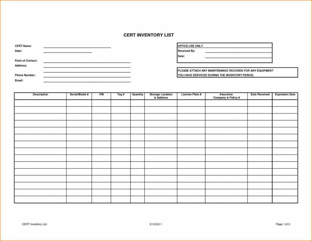 Software Company Inventory Balance Sheet and Computer Hardware Inventory Excel Template
