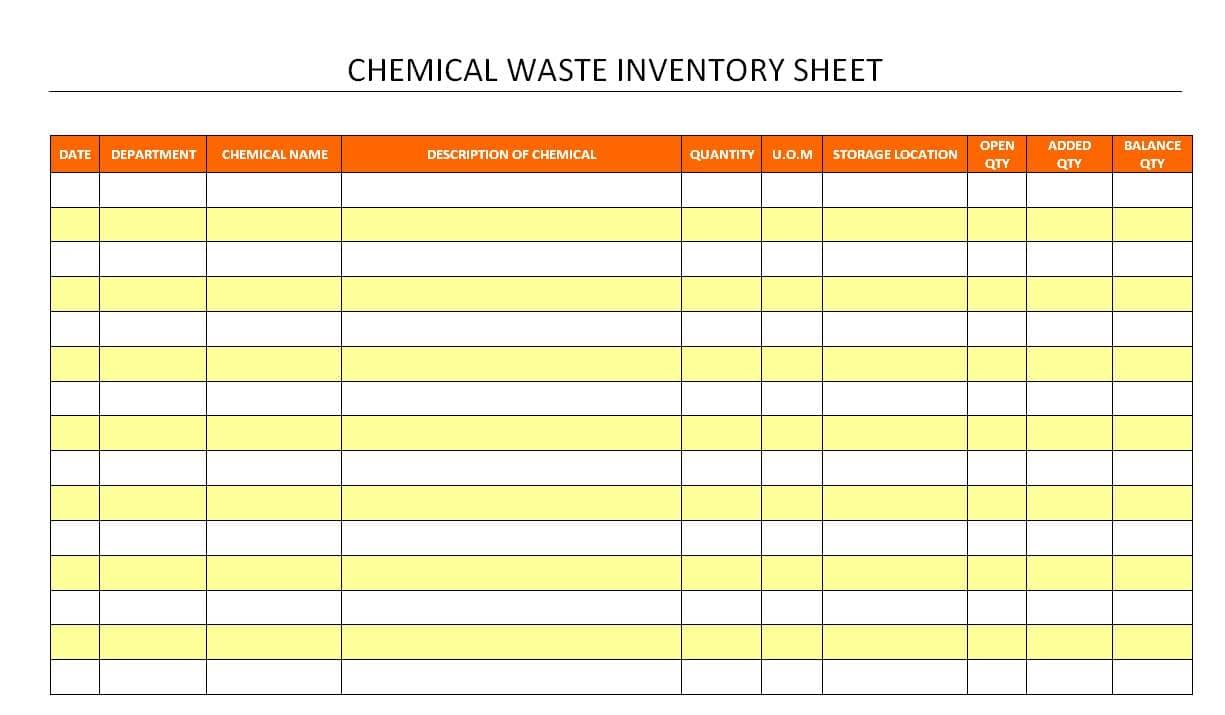 Sample Inventory Spreadsheets And Sample Inventory Spreadsheet Office Supplies