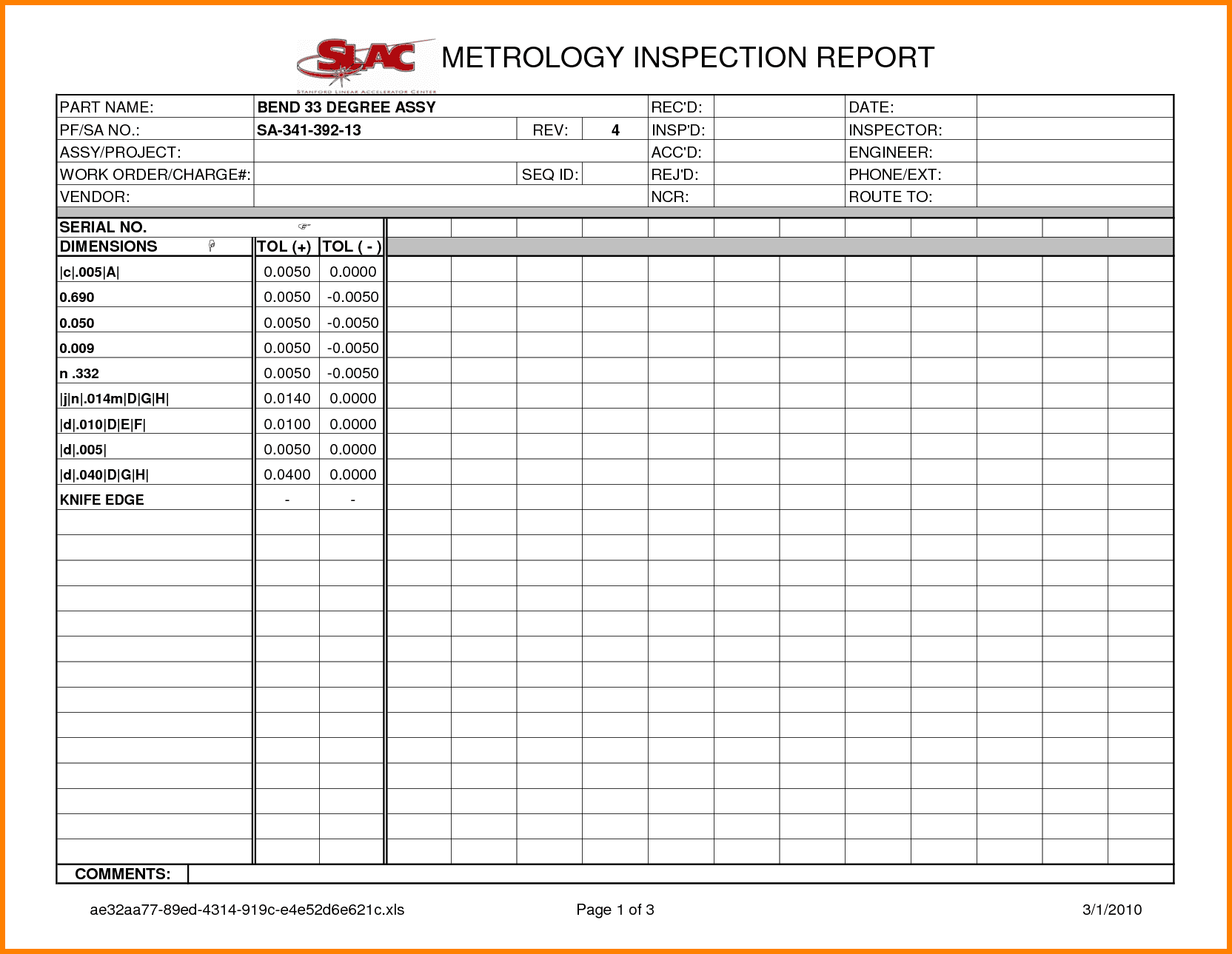 Roof Inspection Report Template Free And Blank Roof Inspection Report Form