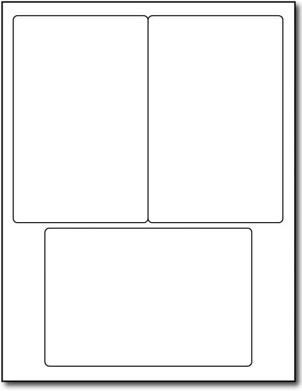 6 Labels Per Sheet Avery Template And 6 Round Labels Per Sheet Template