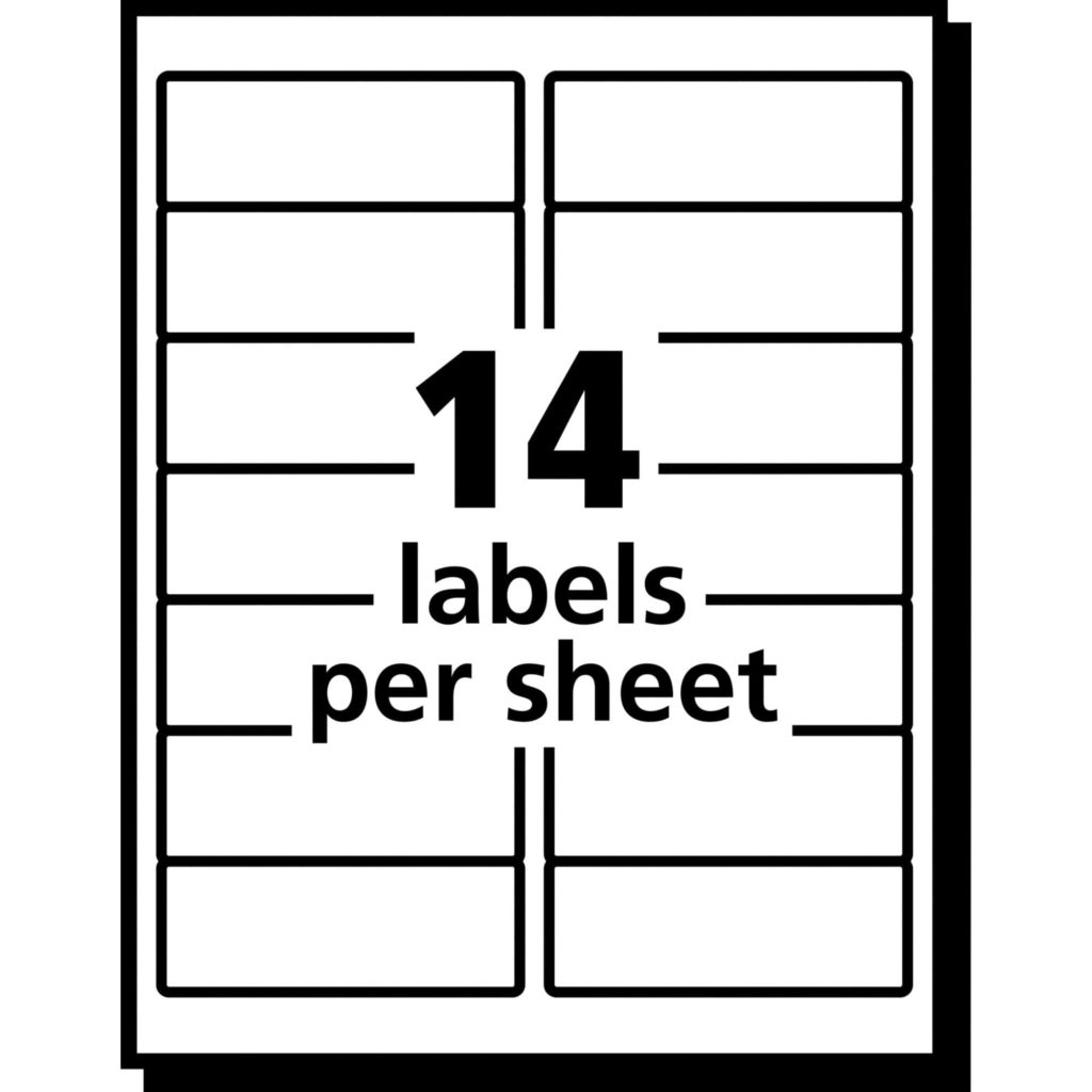 6 Labels Per Sheet Template And A4 Labels 6 Per Sheet Template