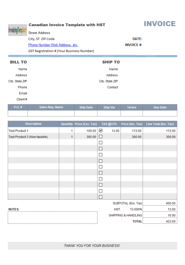 Car Repair Invoice Template Uk And Free Auto Repair Invoice Template Downloads