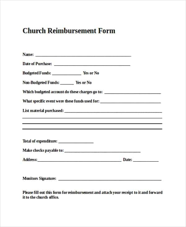 Church Accounting Spreadsheet Templates And Church Budget Sheet Pdf