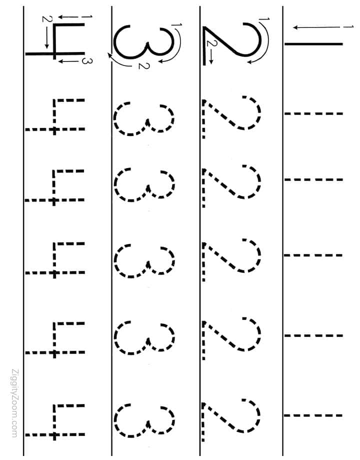 Free Printable Toddler Worksheets And Online Worksheets For Preschoolers