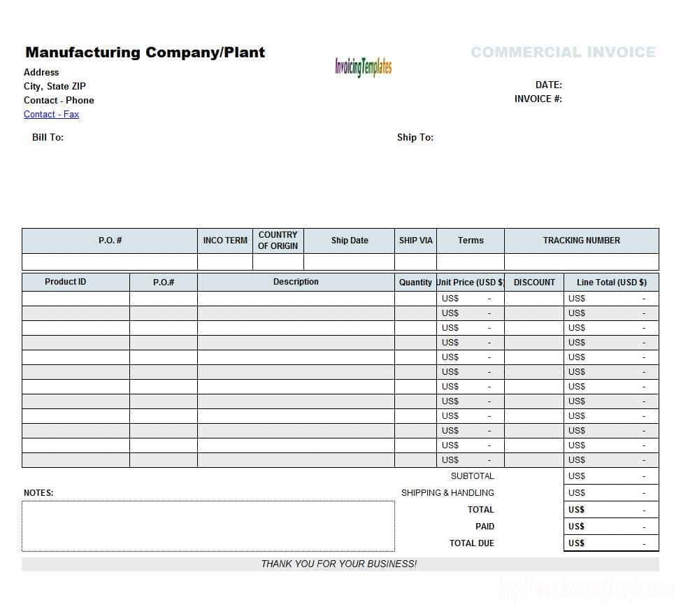 Receipt Template Free Excel And Invoice Template Excel Free Mac