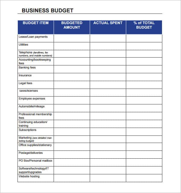 Free Excel Templates For Small Business And How To Maintain Accounts In Excel Sheet Format