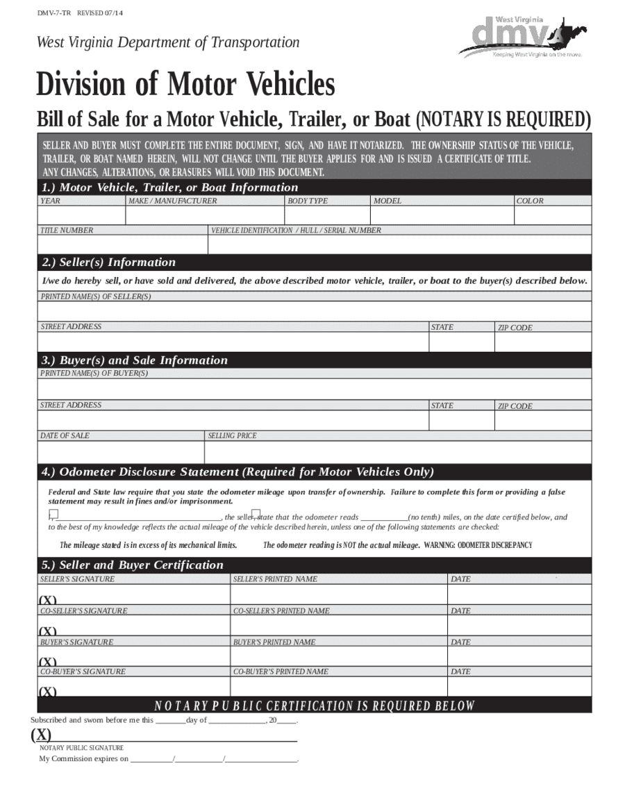 Motor Vehicle Bill Of Sale Template Alberta And Bill Of Sale Template Dmv.Org