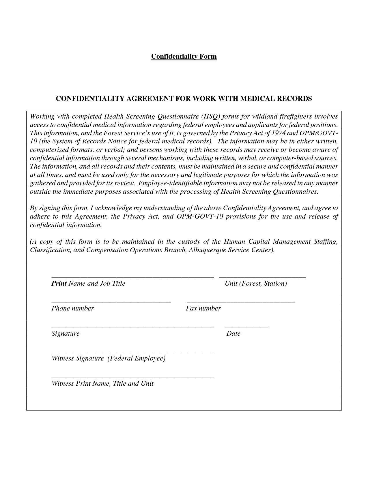 Non Disclosure Agreement Email Template And Non Disclosure Agreement Template California
