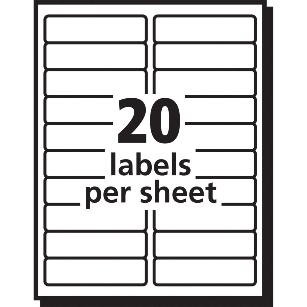 scentsy labels 52 per sheet