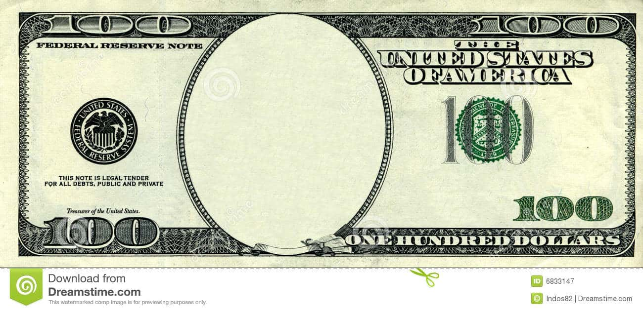 1 Million Dollar Bill Template And Free Printable Fake Million Dollar Bill