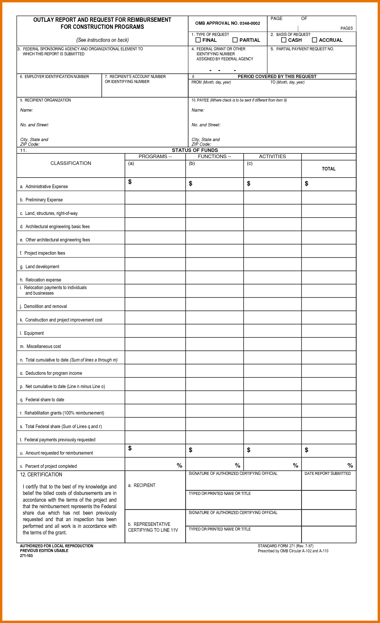 Construction Bid Sheet Template Free And Construction Proposal Software
