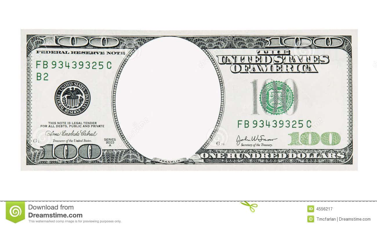 Fake One Million Dollar Bill Template And Free Printable One Million Dollar Bill
