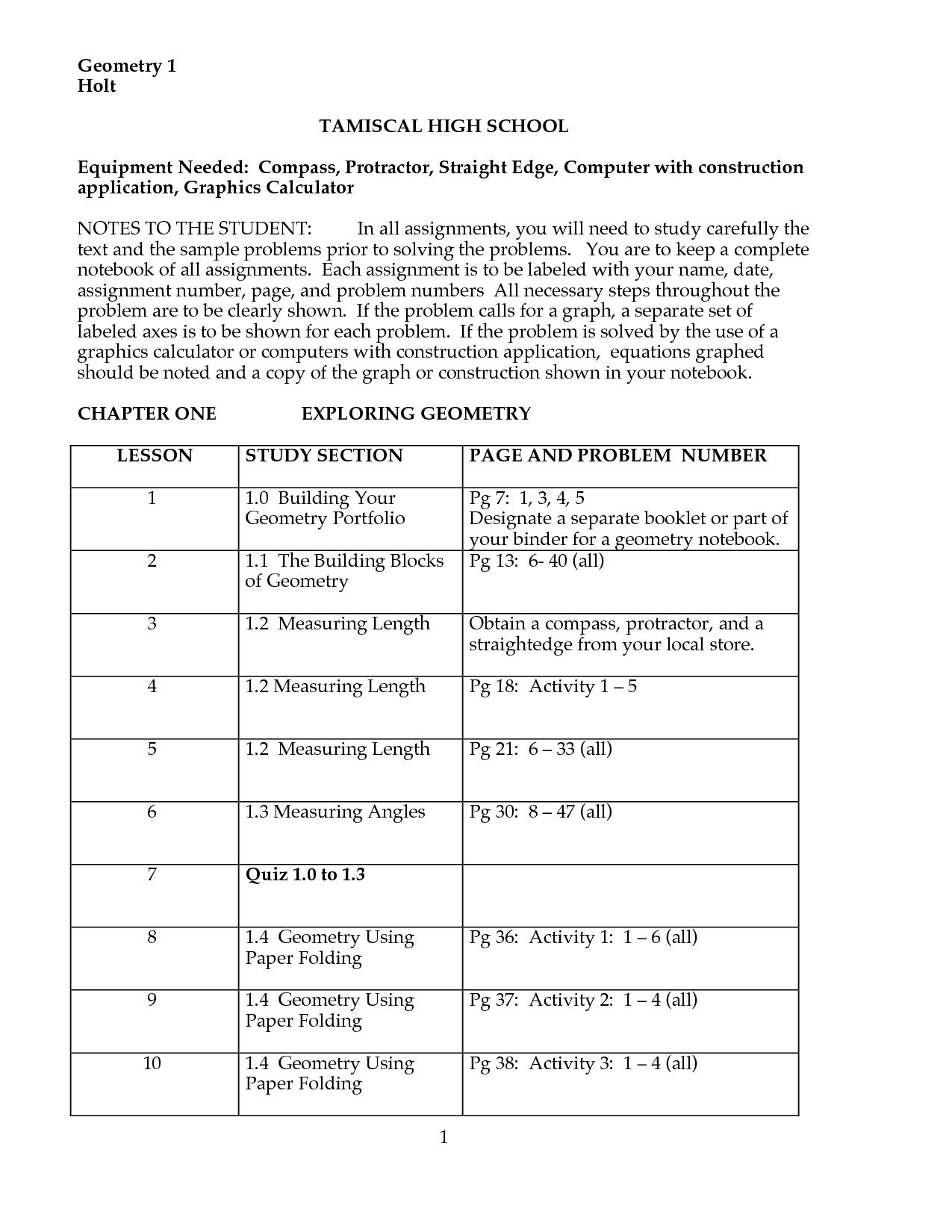 High School Geometry Worksheets With Answers Pdf And Geometry Circle Worksheets High School
