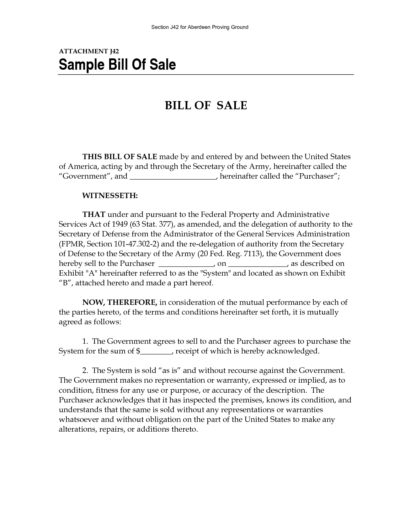 Sample Bill Of Sale For Vehicle Alberta And Sample Vehicle Bill Of Sale North Carolina
