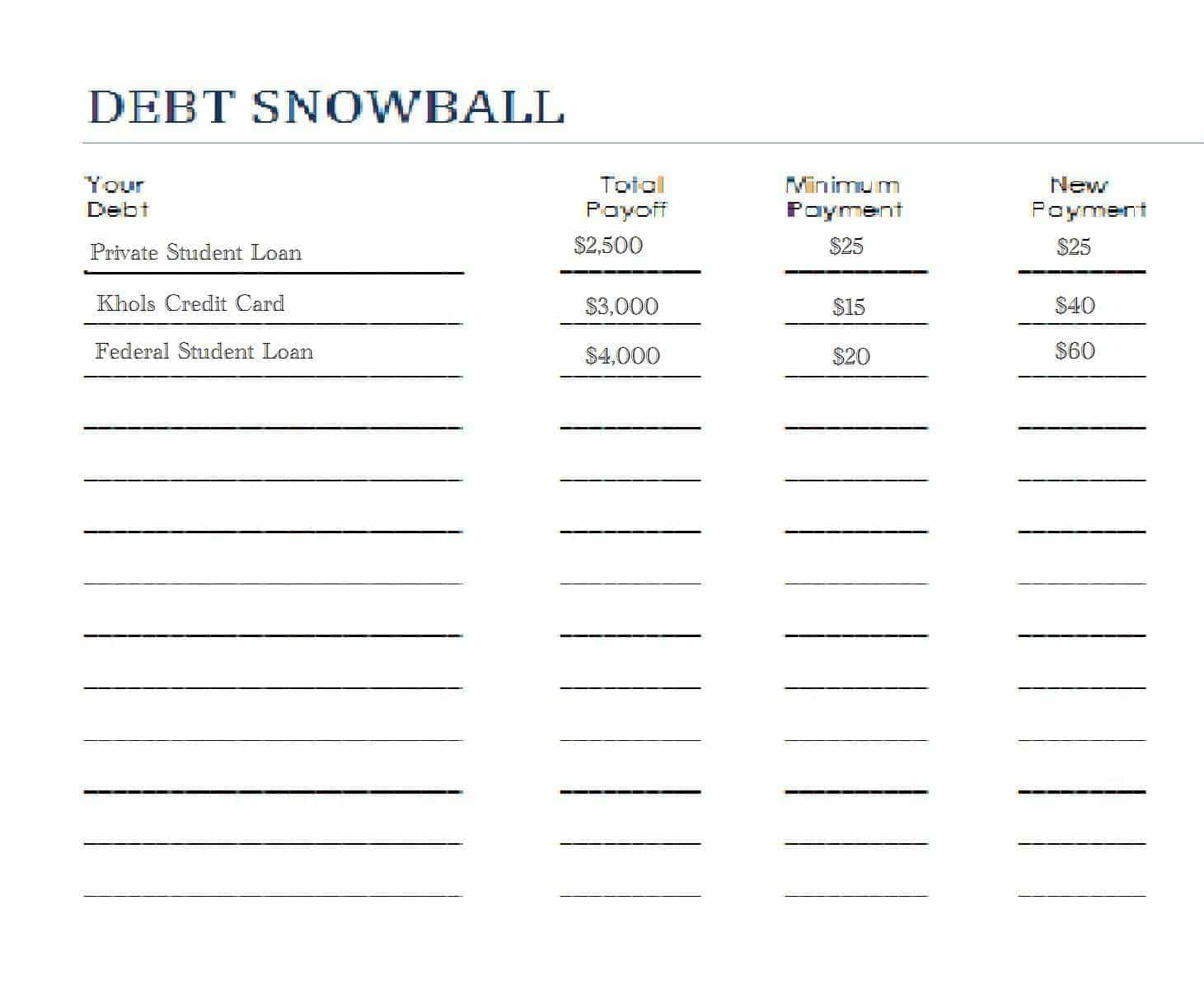 Debt consolidation worksheet and debt consolidation programs