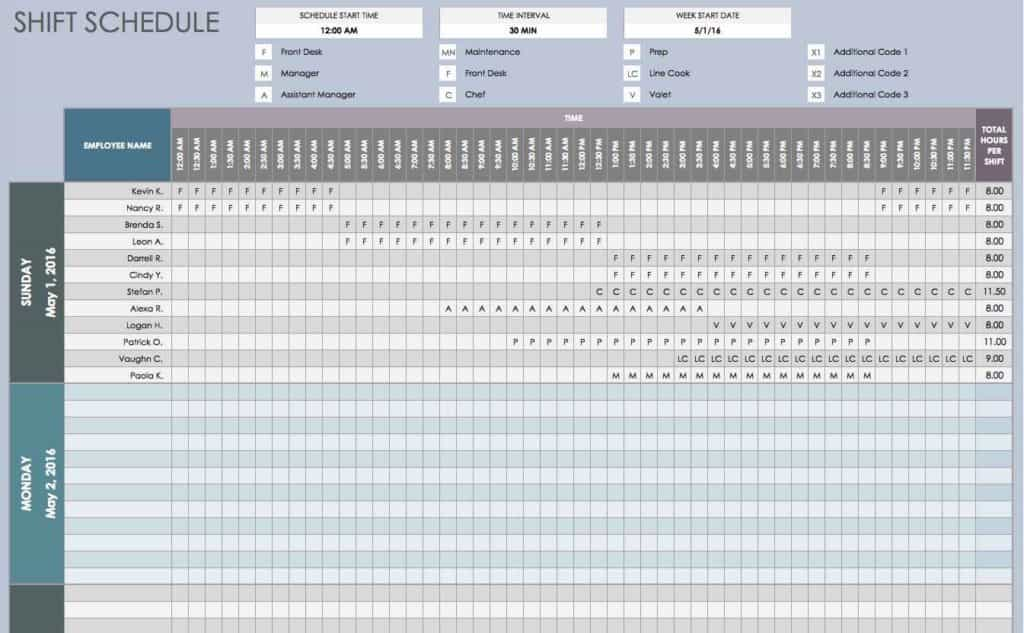 Free Microsoft Excel Construction Schedule Template And Construction Checklist Template Excel
