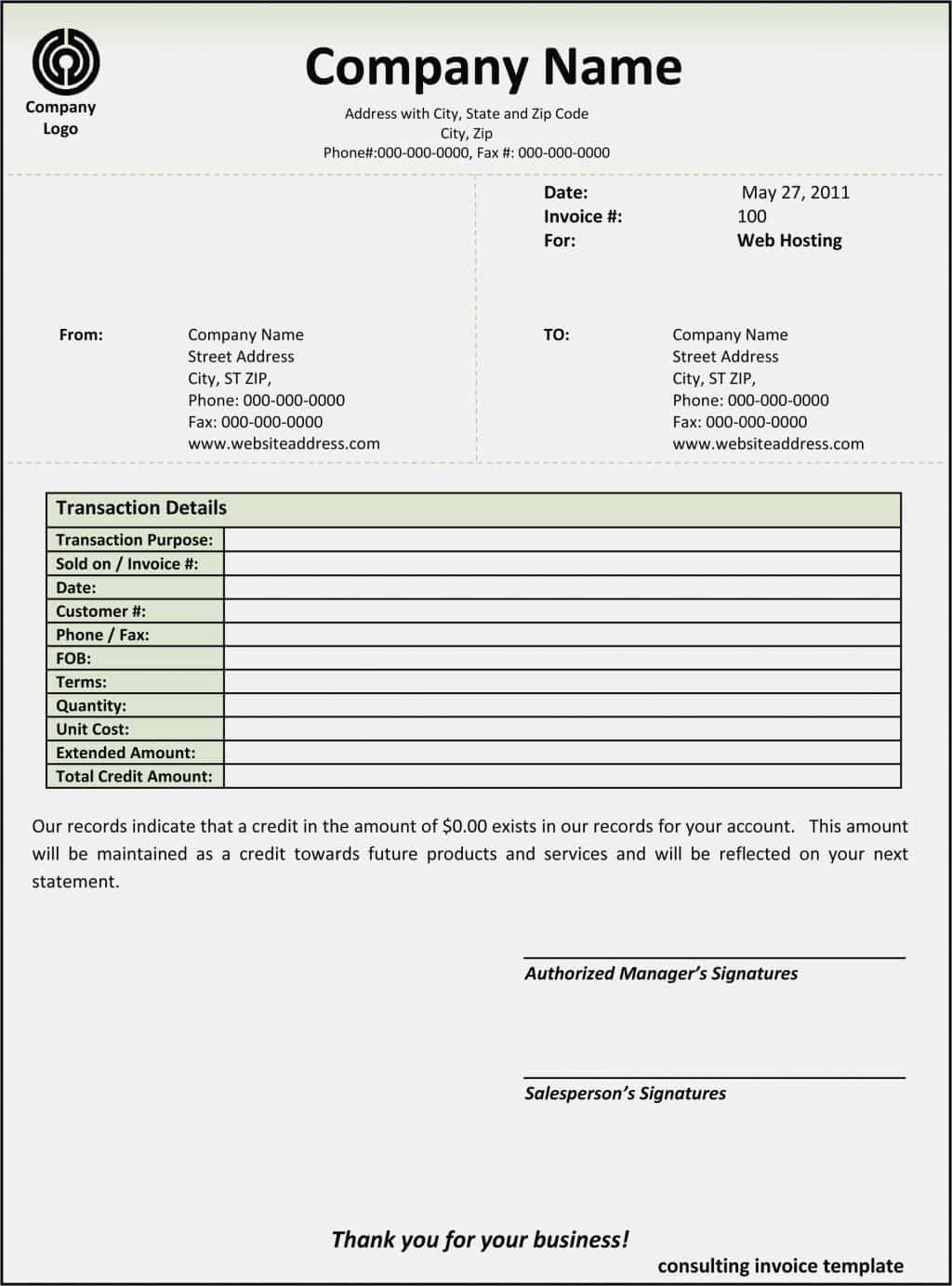 Invoice template pdf and flooring invoice template