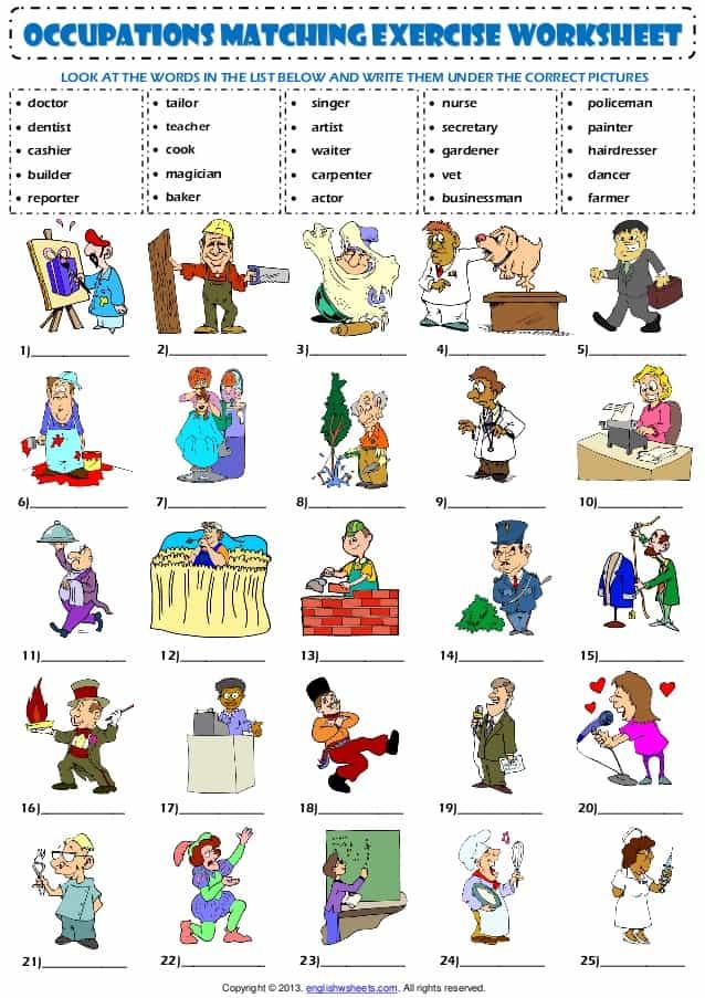 Job Safety Analysis Worksheet Pdf And Job And Occupation Worksheet Pdf