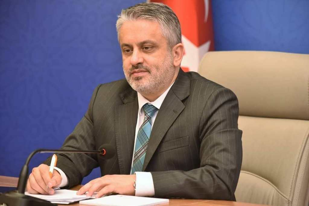 Ayhan Salman - Ak Parti Bursa İl Başkanı Biyografi