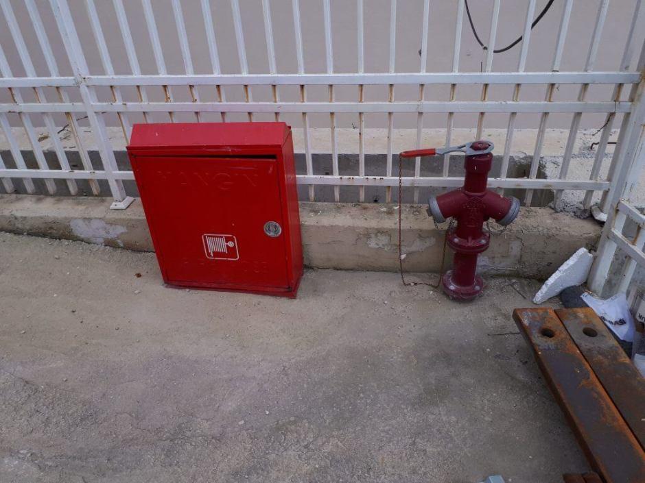 Yangın Hidrantı ve Dolabı Periyodik Kontrolü