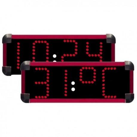 horloge piscine horloge etanche horlage bassin horloge  diode