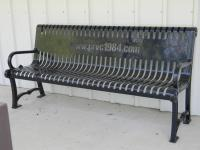 benches front porch (2)   Pine Ridge Veterinary Center in ...