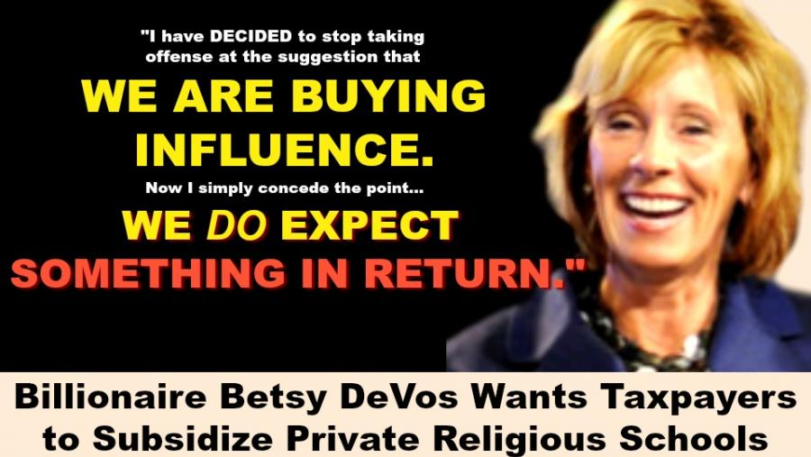 Image result for photo of betsy devos and brother ed prince