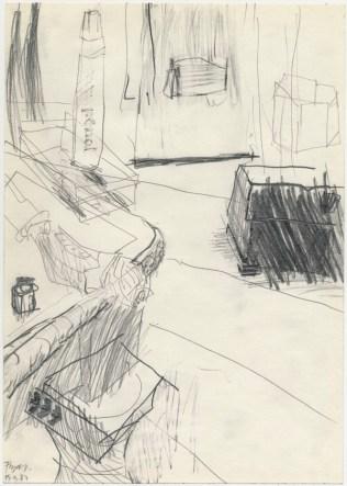 Lars Pryds: Opbrud # 5, 1987.