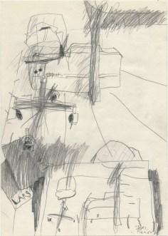 Lars Pryds: Opbrud # 22, 1987.