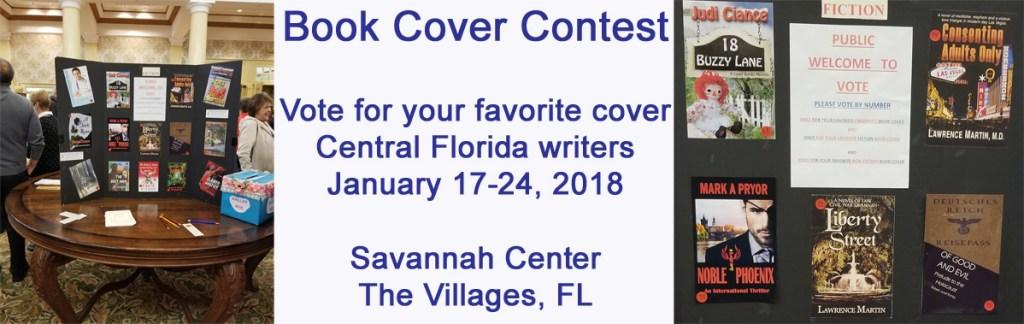 Book Cover Contest