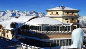 sprawdzony hotel przy stoku - Włochy - Monte Bondone
