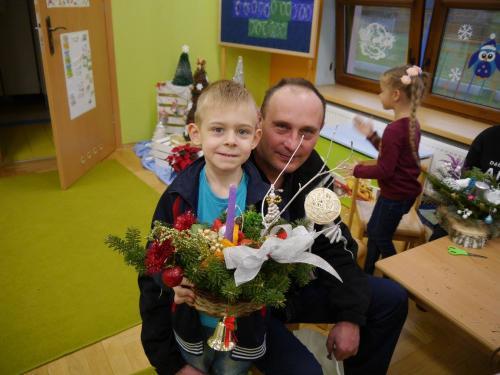 Przedszkole Radgoszcz - świąteczne zajęcia otwarte18