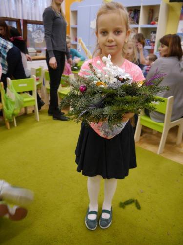 Przedszkole Radgoszcz - świąteczne zajęcia otwarte22