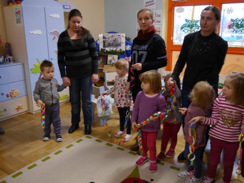 Przedszkole Radgoszcz - świąteczne zajęcia otwarte56