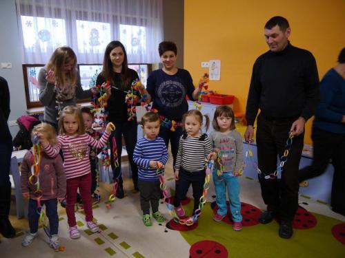 Przedszkole Radgoszcz - świąteczne zajęcia otwarte58