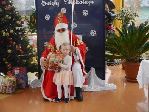 Przedszkole Radgoszcz - wizyta św. Mikołaja32